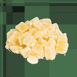 Fruits secs au CBD saveur ananas