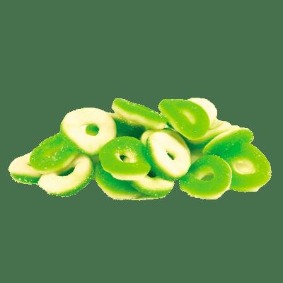 Bagues à la pomme