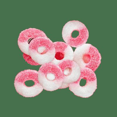 Bonbon anneau pastèque